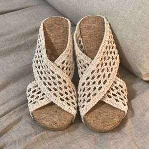 Cato Shoes - Size 6 wedges